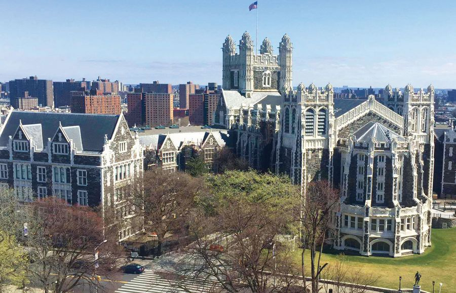list of cuny schools best to worst